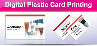 digital plastic card