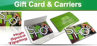 gift card carrier
