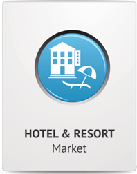 Hotel and Resort Market