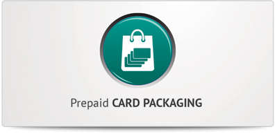 prepaid card packaging