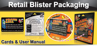 retail blister packaging