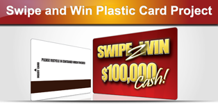 swipe and win card